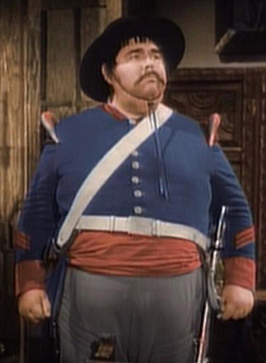 Sergeant Garcia Zorro